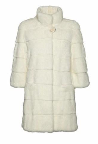 куртки из искусственного меха фото